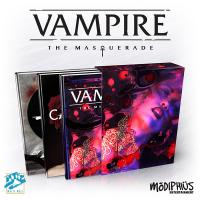 Vampire The Masquerade: 5th Edition Core Limited Slipcase Set