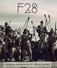 F28 (Fast 28) - Tabletop Wargaming for 28mm Models
