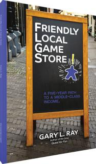 Friendly Local Game Store