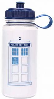 Water Bottle - Time Lord