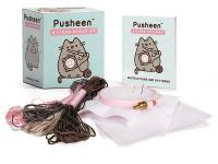 Pusheen: A Cross Stitch Kit