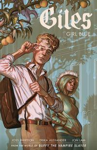 Buffy the Vampire Slayer Season 11: Giles Girl Blue