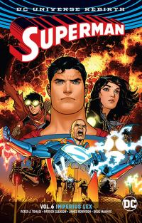 Superman Rebirth Vol 6: Imperius Lex