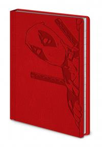 Deadpool Pocket Premium Notebook A6 Peek A Book