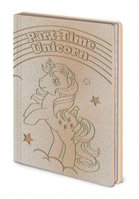 My Little Pony Pocket Premium Notebook A6 Part Time Unicorn