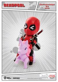 Deadpool Mini Egg Attack Figure Pony 9 cm