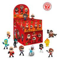 Incredibles 2 Mystery Minis Vinyl Mini Figures 6 cm