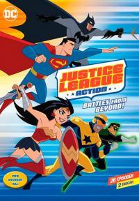 Justice League Action, Season 1, Part 2