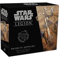 Priority Supplies Battlefield