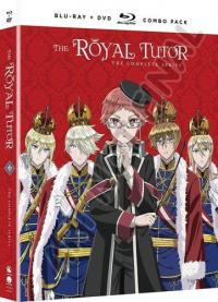 The Royal Tutor Complete Series