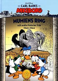 Carl Barks Ankeborg - bok 19: Mumiens ring