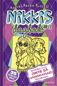 Nikkis dagbok 11: Berättelser om en (inte så vänskaplig) klasskompi