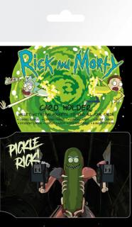 Rick and Morty Pickle Rick Card Holder e91dee10d985