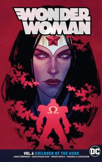 Wonder Woman Vol 6: Children of the Gods