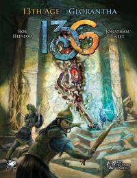 13th Age RPG Glorantha