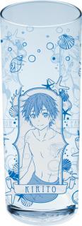 Kirito & Leafa & Sinon Glass