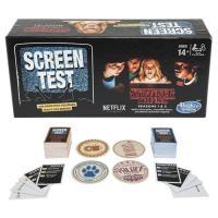 Stranger Things Screen Test Game