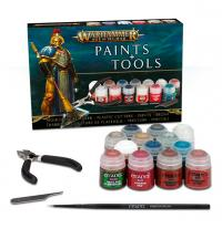 Paints + Tools Set
