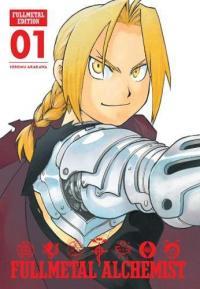 Fullmetal Alchemist Fullmetal Edition Vol 1