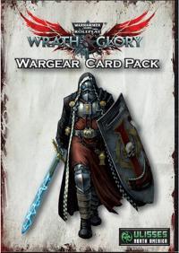 Wargear Card Pack