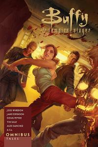 Buffy The Vampire Slayer Omnibus Tales