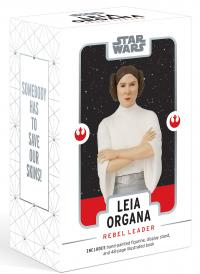 Leia Organa Rebel Leader Box