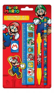 Super Mario Standard Stationery Set