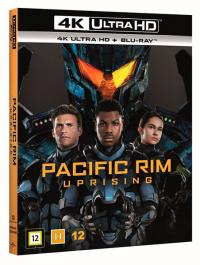 Pacific Rim: Uprising (4K Ultra HD+Blu-ray)