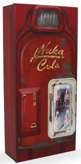 Nuka Cola Pin Badge Set