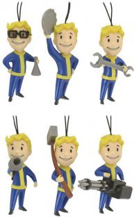 Pip-Boy Xmas Decorations (6 Pack)
