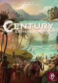 Century Spice Road - Eastern Wonders