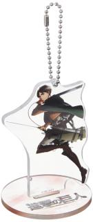 Eren Original Illustration 2018 Standing Acrylic Key Chain