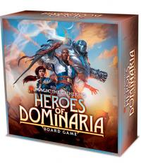 Magic Heroes of Dominaria Board Game