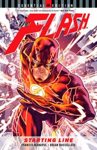 The Flash: Starting Line Essential Edition