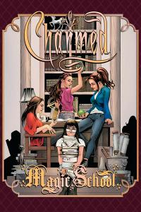 Charmed Magic School Manga