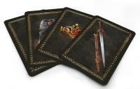 Spelkort 1 - Artefakter, riddjur och handlingar i strid