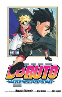 Boruto: Naruto Next Generation Vol 4