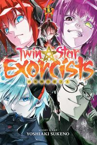 Twin Star Exorcists Onmyoji Vol 13