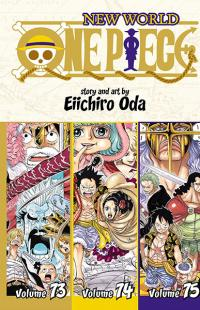 One Piece: New World 73-74-75