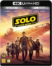 Solo: A Star Wars Story (4K Ultra HD+Blu-ray)