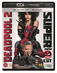 Deadpool 2 (4K Ultra HD+Blu-ray)
