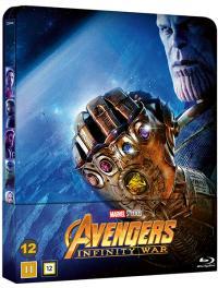 Avengers 3: Infinity War (Steelbook)