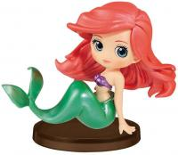 Little Mermaid Ariel Q Posket Petit Girls Festival Mini Figure