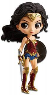 Justice League Wonder Woman Q Posket Mini Figure