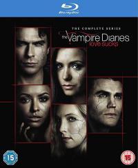The Vampire Diaries, Season 1-8