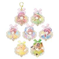Clear Card Arc Trading Acrylic Key Chain