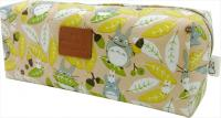 Totoro yellow leaves pouch