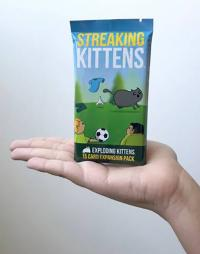 Streaking Kittens Expansion Booster Pack