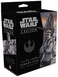 1.4 FD Laser Cannon Team Unit Expansion