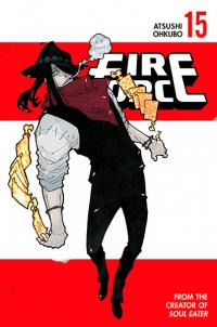 Fire Force 15